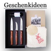 Neuheiten und Trends in unserem Shop. Praktische Küchenhelfer und Küchenmesser aller Art aus Solingen.