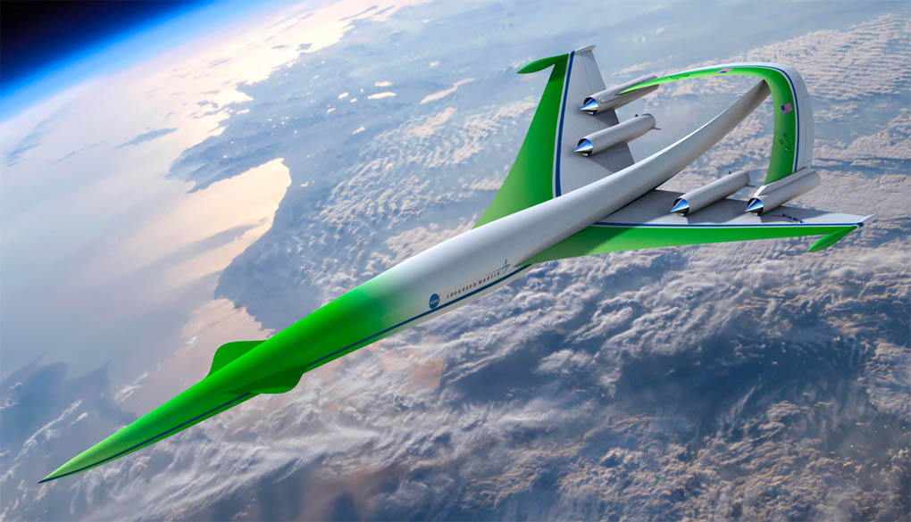SORS contains futuristic aircraft. The study guide asks 'are they possible?'