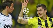 Real Madrid vs. Borussia Dortmund en Vivo - Champions
