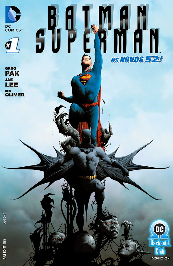 Batman Superman (Os Novos 52)