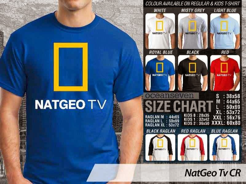 Kaos National Geographic NatGeo TV distro ocean seven
