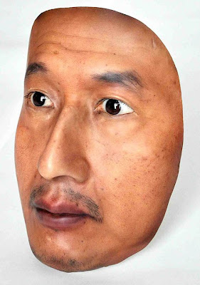 Japanese Company Creates Super-Realistic 3D Face Replica Masks Seen On www.coolpicturegallery.us