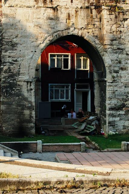 Турция: Улицы Стамбула