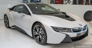 2017 BMW i8 Release Date Specs Engine Performance Review Car Price Concept