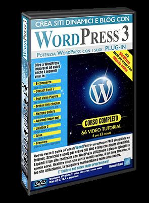 Momos Edizioni -Video Corso Completo WordPress 3 e Plug-in N.79