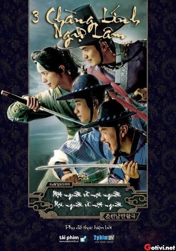 Phim Ba Chàng Ngự Lâm 2014