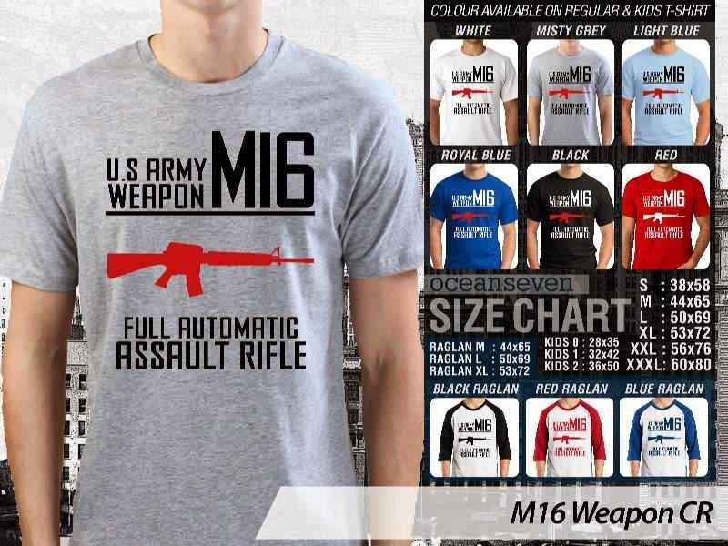 KAOS M16 Weapon distro ocean seven