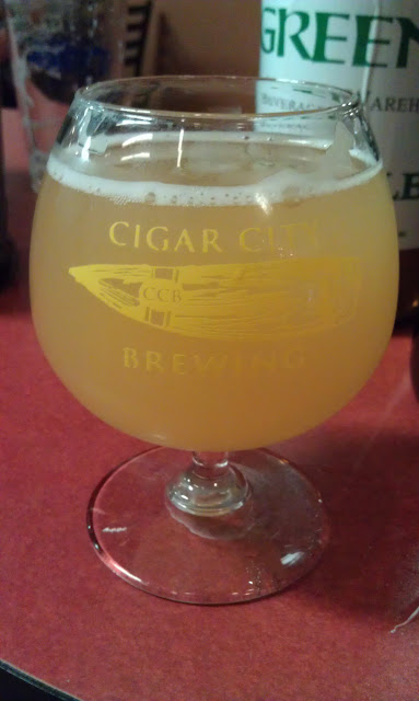 Cigar City Brewing Dos Anos Kumquat Berliner Weisse