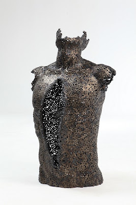 Bicycle Chain Sculptures Seen On www.coolpicturegallery.us