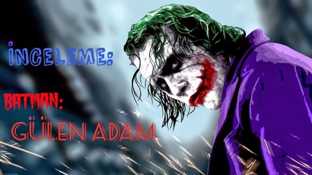 Batman Gülen Adam