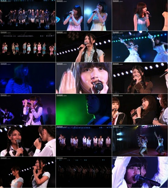 "(LIVE)(公演) AKB48 チームB ""パジャマドライブ"" 公演 141112 & 141118"