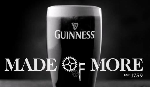 "New Guinness Advert 2013 ""Clock"""