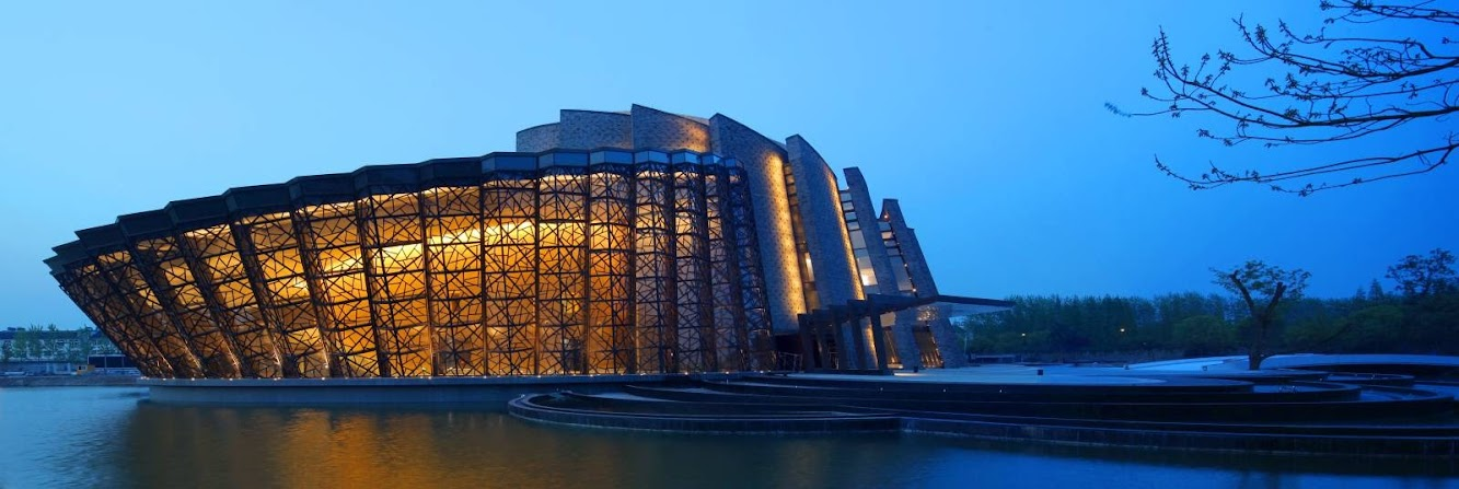 Wuzhen Theater by Artech Architects