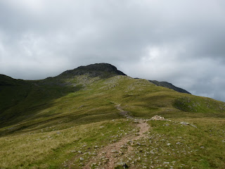 Bowfell ahead