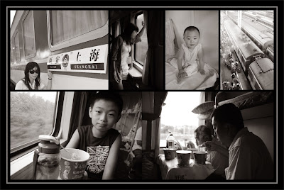 ServicefromHeart bucket list 350 ideas ride a train Xian Shanghai