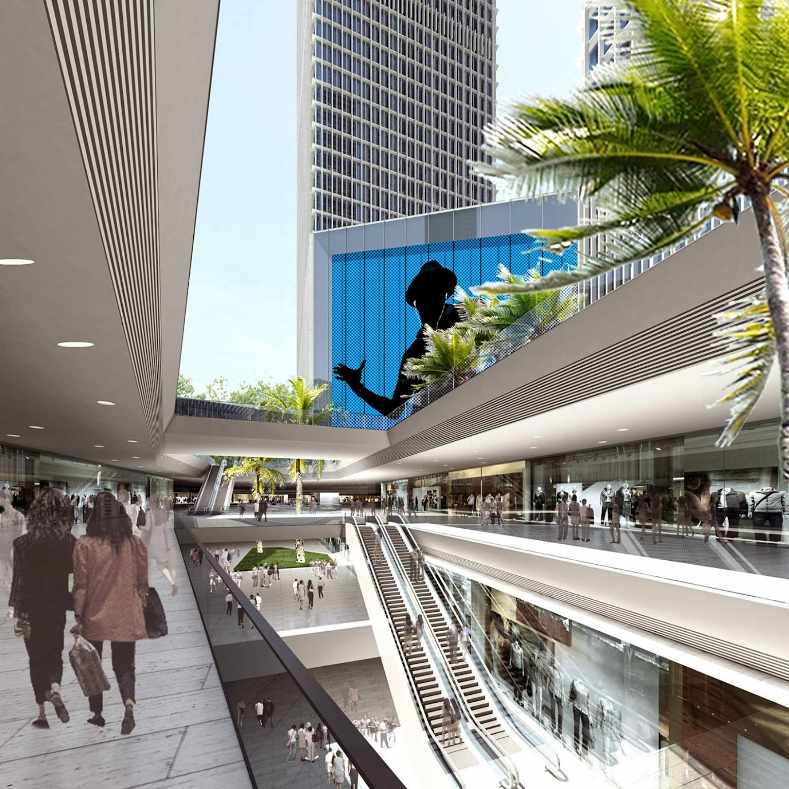 New urban development in Shenzhen by gmp architekten