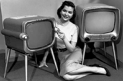 First Television Broadcast