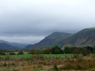 Looking to Ennerdale - Crag Fell & Grike