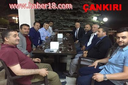 Milletvekililer  İftarı Tosya'da Yaptılar. Çaylar Ilgaz'd