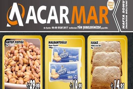Acarmar 6 - 8 Ocak Hafta Son İndirimleri