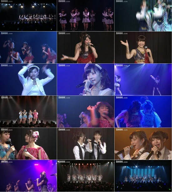 "(LIVE)(公演) NMB48 チームBII ""逆上がり"" 公演 141030 & 141105 & 141108 & 141111 & 141113 & 141117"