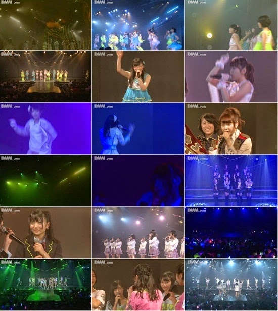 "(LIVE)(公演) HKT48 ひまわり組 ""パジャマドライブ"" 公演 141009 & 141011 & 141014 & 141018 & 141021 & 141024"