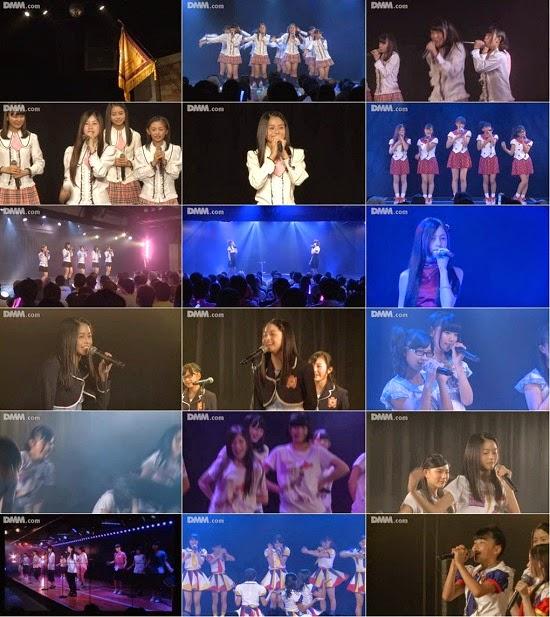 """(LIVE)(公演) AKB48 チーム8 """"PARTYが始まるよ"""" 出張公演@SKE48劇場  140805"""