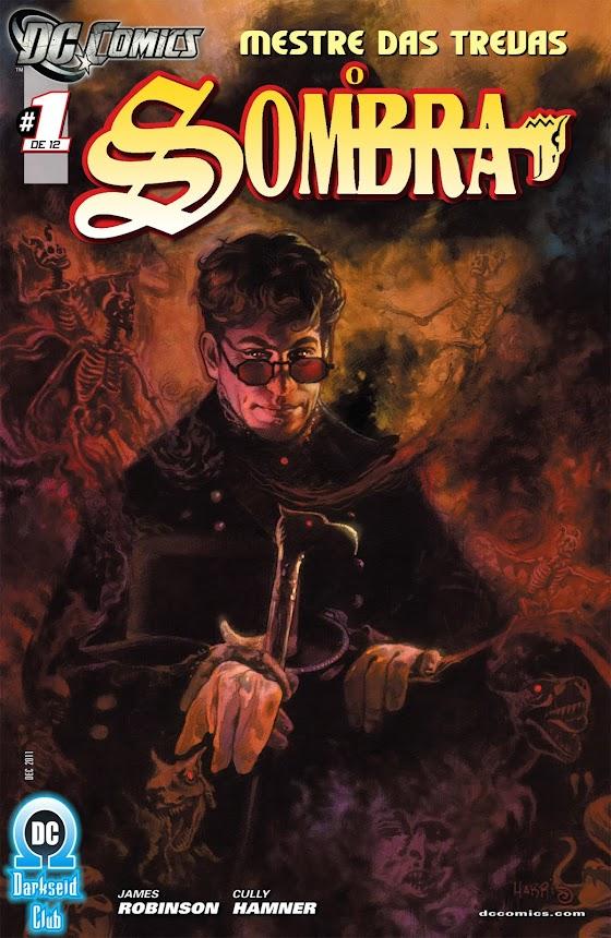 O Sombra (Os Novos 52)