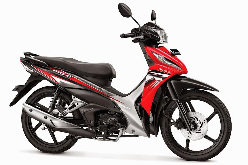 New Honda Revo Fuel Injection 2014 - Spesifikasi Lengkap dan Harga