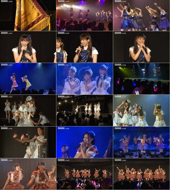 (LIVE)(公演) Some Request 140721 140725 140726 140801 140802