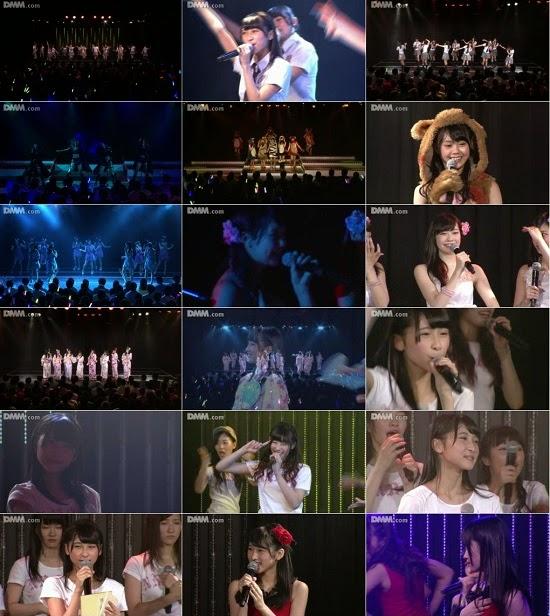"(LIVE)(公演) NMB48 研究生 ""青春ガールズ"" 明石奈津子の生誕祭 140919"