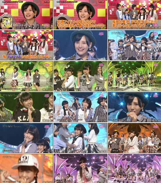 (TV-Music)(1080i) HKT48 Part (Music Dragon) 140926
