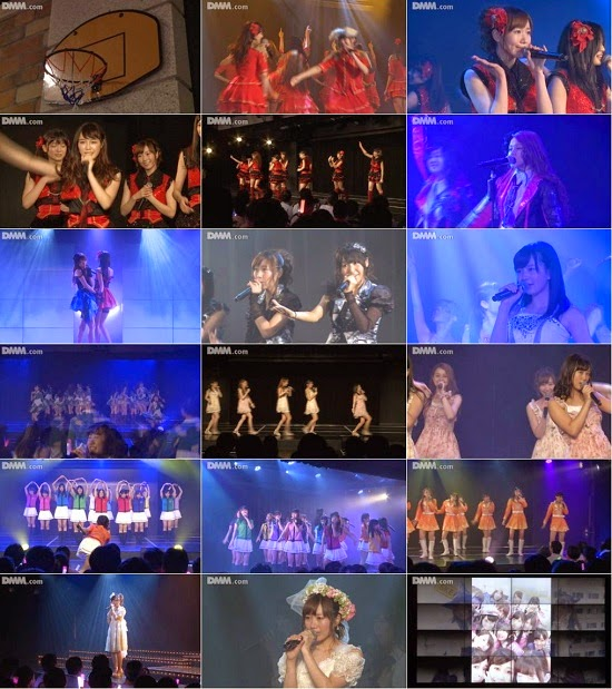 """(LIVE)(公演) SKE48 チームKII """"ラムネの飲み方"""" 加藤智子 劇場最終公演 140929"""