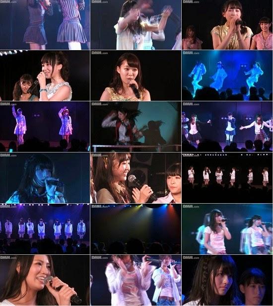 "(LIVE)(公演) AKB48 チームB ""パジャマドライブ"" 大和田南那の生誕祭 141005"
