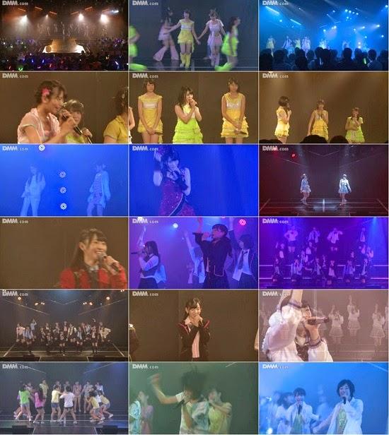 "(LIVE)(公演) HKT48 ひまわり組 ""パジャマドライブ"" 公演 141210 & 141212 & 141215"