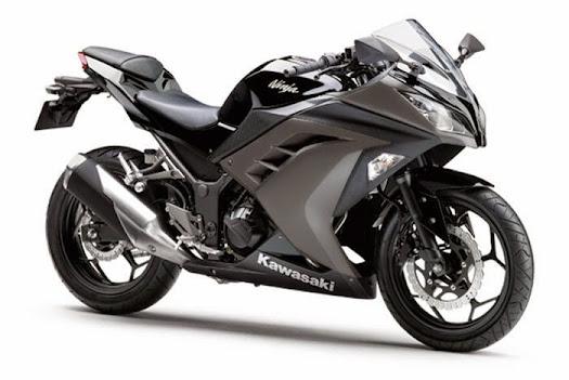 Kawasaki Ninja 250 Luncurkan Warna Baru
