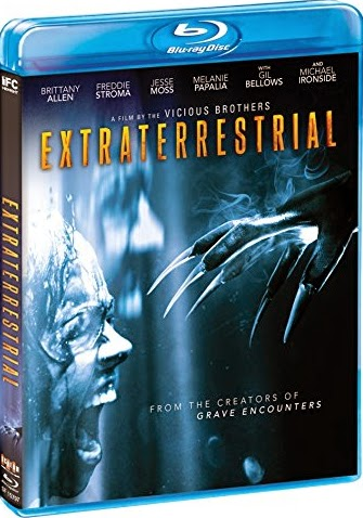 Filme Poster Extraterrestre BRRip XviD & RMVB Legendado