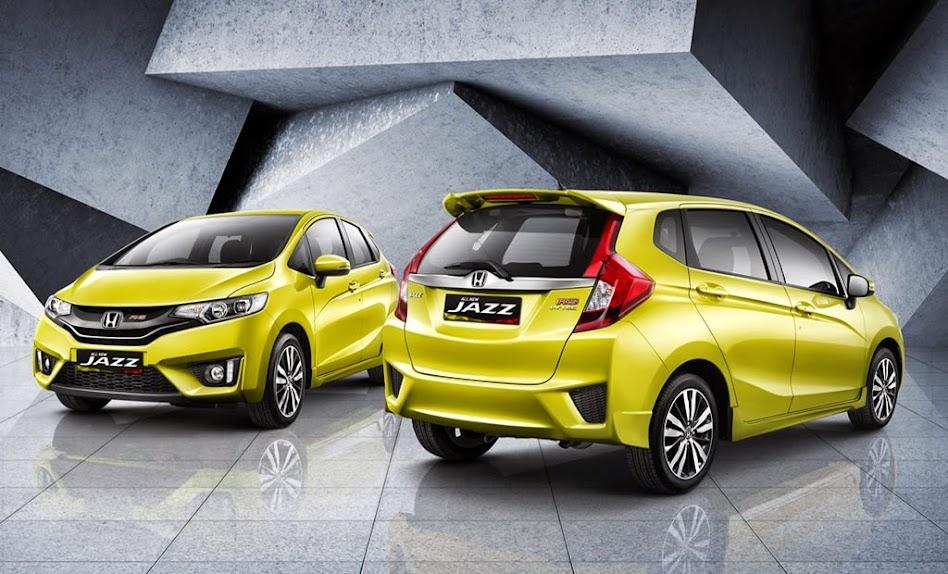 All New Honda Jazz 2014 - Spesifikasi Lengkap dan Harga