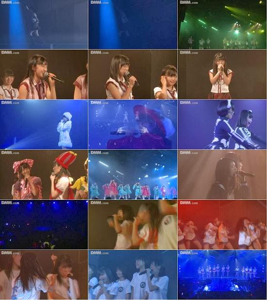 """(LIVE)(公演) HKT48 チーム研究生 """"脳内パラダイス"""" 公演 131225 (Download)"""