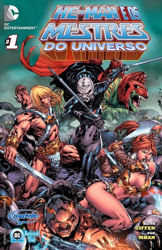 He-Men e Os Mestres Universo