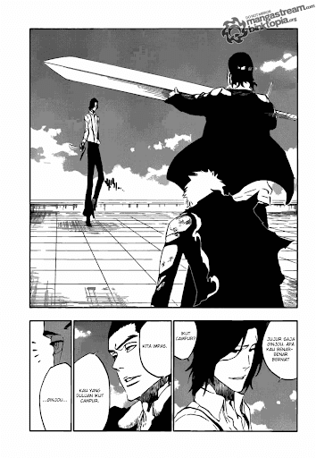 bleach 446: The Dark Beat 2