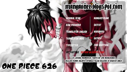 manga one piece 626 indonesia