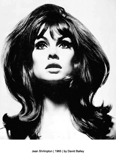 David Bailey | The 60s have never ended | Jean Shrimpton | designer fashion blog |  Warmenhoven &amp; Venderbos