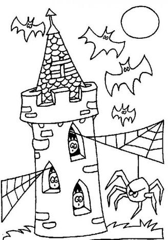 Free Colouring Pages from theKidzpage -- Printable
