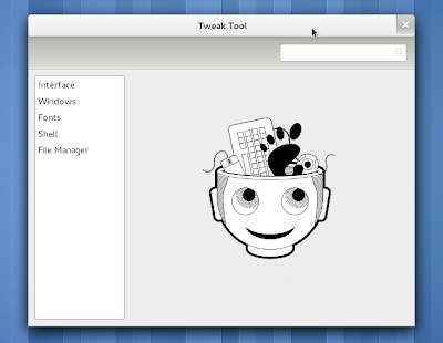 GNOME 3/GNOME Shell Tweak