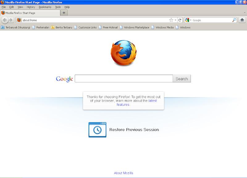 Mozilla Firefox 4 versi RC Siap dinikmati, lebih cepat, generasi ke 4, perbedaan Mozilla Firefox 4