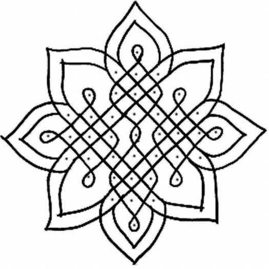 Printable Design Coloring Pages for Adults - design coloring pages for adults
