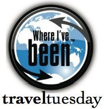 Where I've Been introduces #traveltuesday