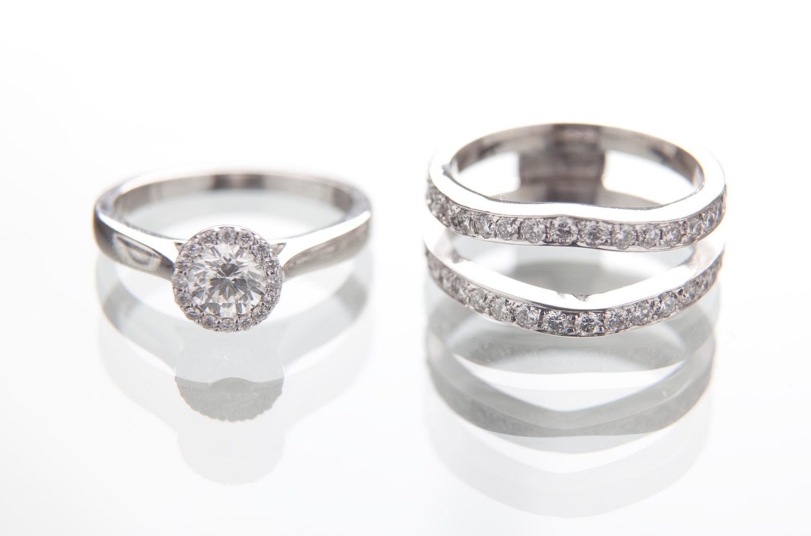 edith s simple wedding rings for women