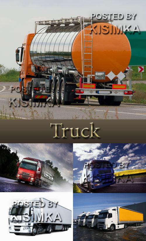 Stock Photo: Truck